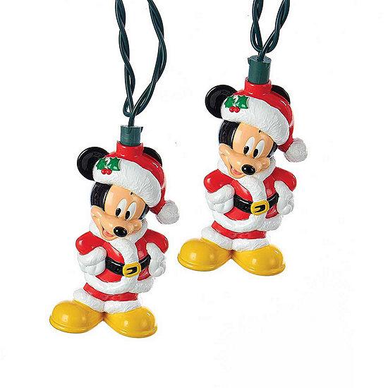 Kurt Adler Disney® Mickey Mouse Light Set