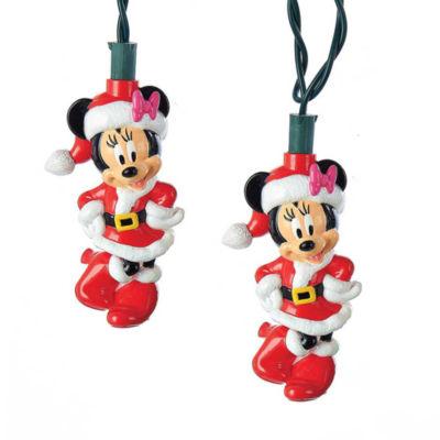 Kurt Adler Disney® Battery-Operated Minnie Mouse LED Light Set