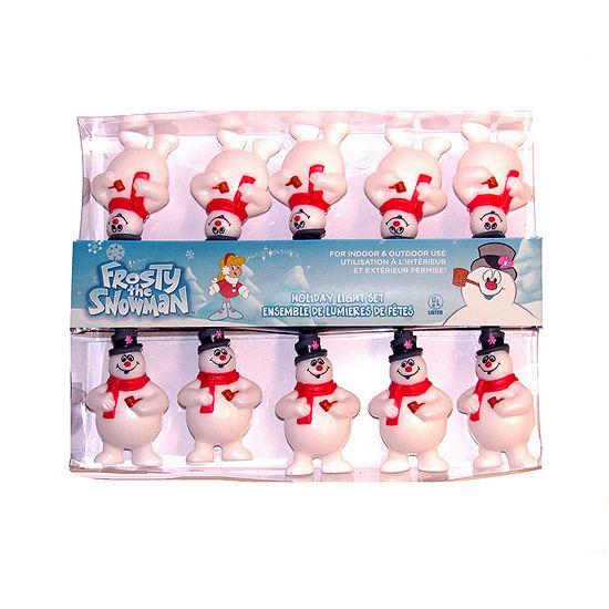 Kurt Adler Frosty The Snowman™ Light Set
