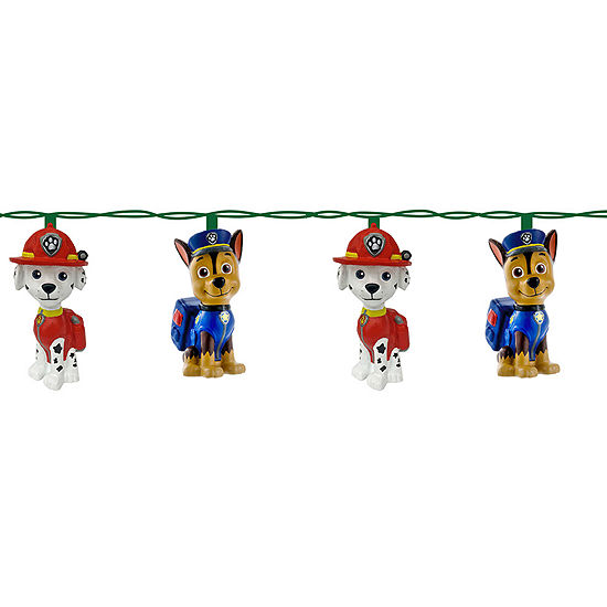 Kurt Adler Paw Patrol™ Marshall and Chase Light Set