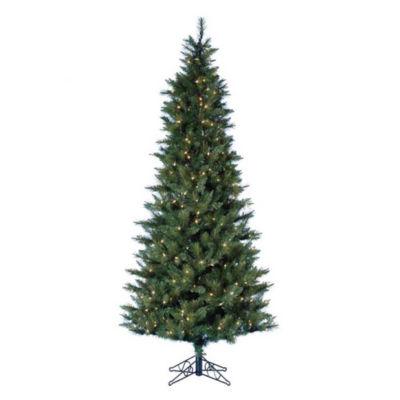 Kurt Adler 9 ft. Pre-Lit Designers Series Classic Green Christmas Tree