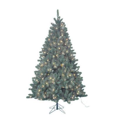 Kurt Adler 9 ft. Pre-Lit Northwood Pine Christmas Tree