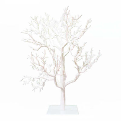 Kurt Adler 32 in. Miniature White Twig Christmas Tree