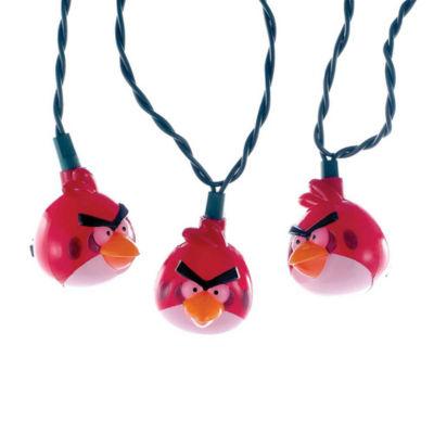 Kurt Adler Angry Birds™ Light Set