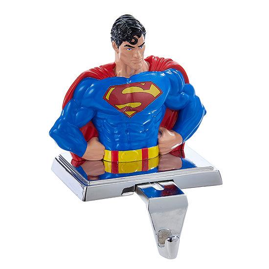 """Kurt Adler 5"""" Superman™ Stocking Hanger"""