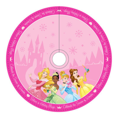 "Kurt Adler Disney® Princesses 48"" Tree Skirt"