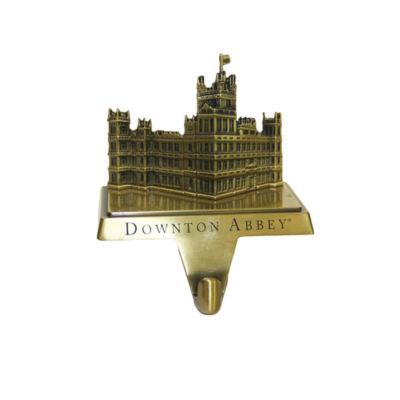Kurt Adler Downton Abbey® Antique Brass Plated Stocking Hanger