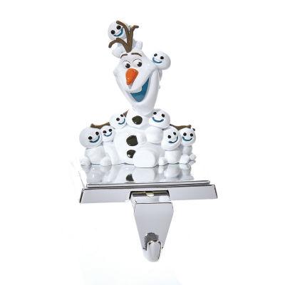 Kurt Adler Disney® Frozen Olaf Stocking Hanger With Retractable Hook