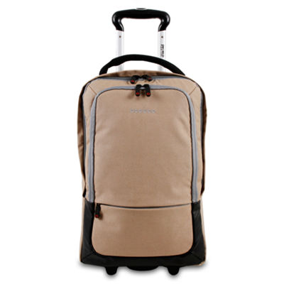 J World Sway Wheeled Backpack