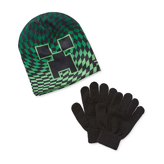Little & Big Boys 2-pc. Minecraft Cold Weather Set