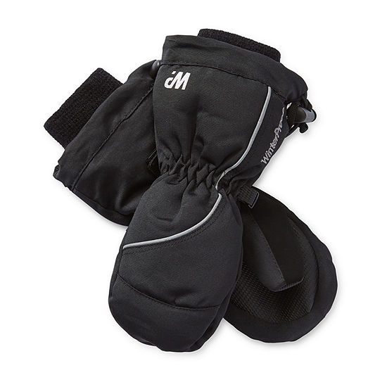 WinterProof Toddler Boys Cold Weather Gloves