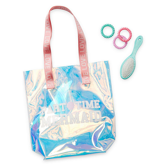 Capelli of N.Y. Mermaid Beach Bag
