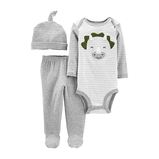 Carter's Baby Boys 3-pc. Bodysuit Set