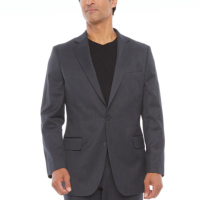 Stafford Washable Mens Stretch Classic Fit Suit Jacket