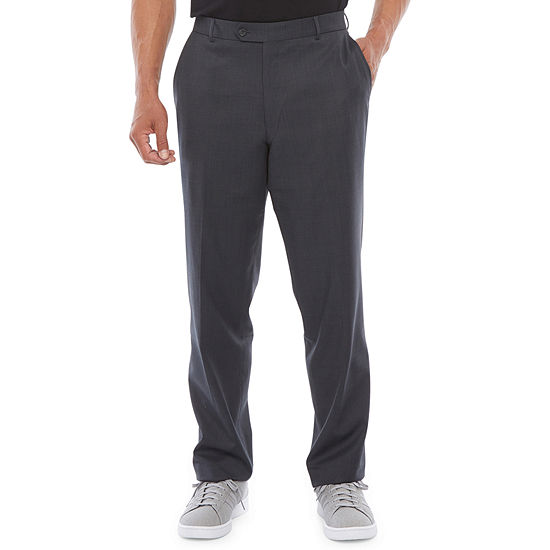 Stafford Washable Mens Stretch Classic Fit Suit Pants