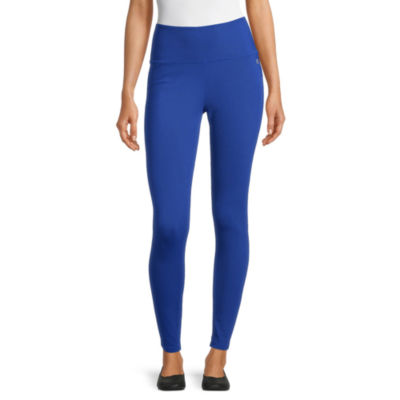 Liz Claiborne Womens Full Length Leggings