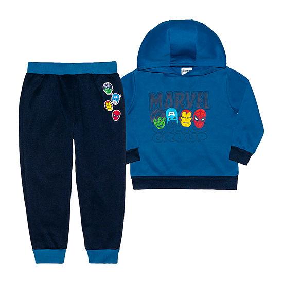 Marvel Toddler Boys Marvel 2-pc. Pant Set