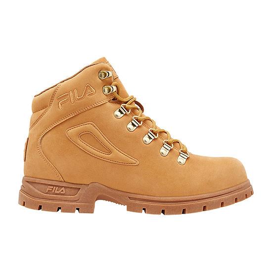 Fila Mens Diviner FS Work Boots Flat Heel