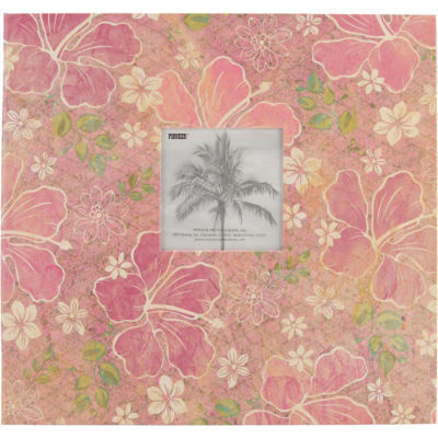 "Tropical 12 x 12"" Postbound Album"