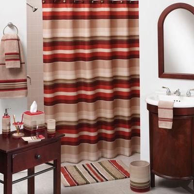 Madison Stripe Shower Curtain