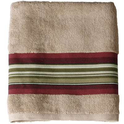 Madison Stripe Bath Towel