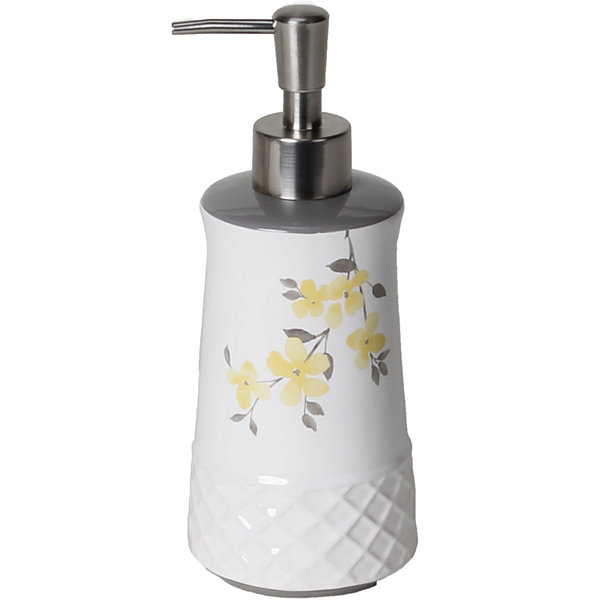 Spring Garden Soap Dispenser