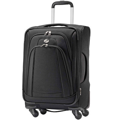 "American Tourister® ColorSpin 21"" Carry-On Expandable Spinner Luggage"