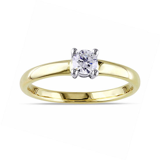 LIMITED QUANTITIES 1/4 CT. T.W. Diamond 14K Gold Ring