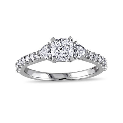1 1/4 CT. T.W.  Diamond 14K White Gold Ring
