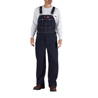 Dickies® Denim Bib Overalls - Big & Tall