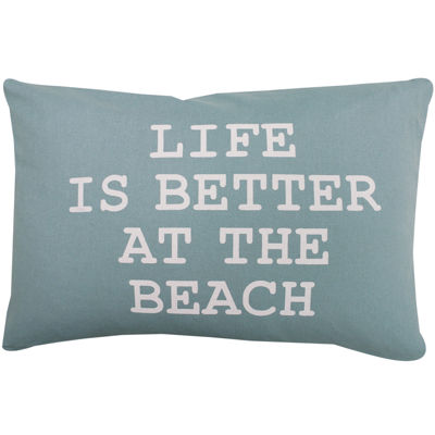 Park B. Smith® Life Is Better At The Beach Decorative Pillow