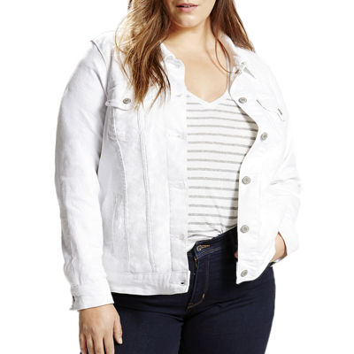 Levi's® Classic Denim Trucker Jacket - Plus
