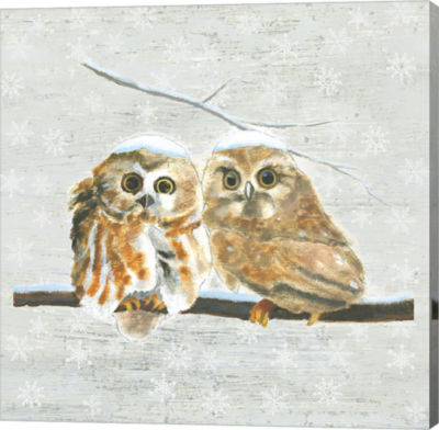 Metaverse Art Christmas Critters I Canvas Wall Art