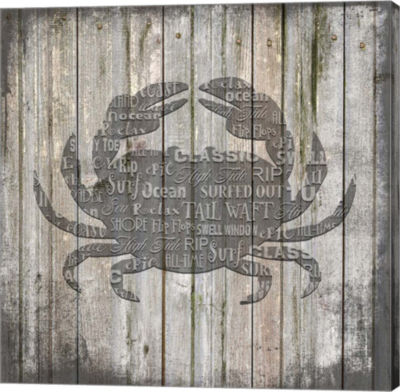 Metaverse Art Country Sea V3 2 Canvas Wall Art