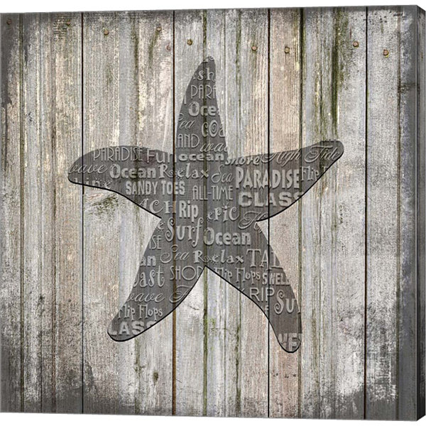 Metaverse Art Country Sea V3 3 Canvas Wall Art