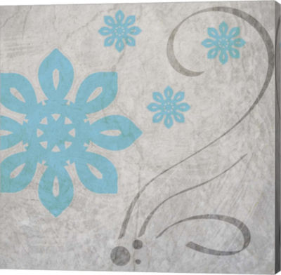 Metaverse Art Decorative BK 8 2 Canvas Wall Art