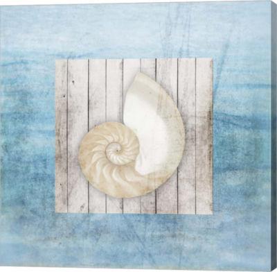 Metaverse Art Framed Gypsy Sea V2 3 Canvas Wall Art