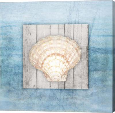 Metaverse Art Framed Gypsy Sea V2 4 Canvas Wall Art