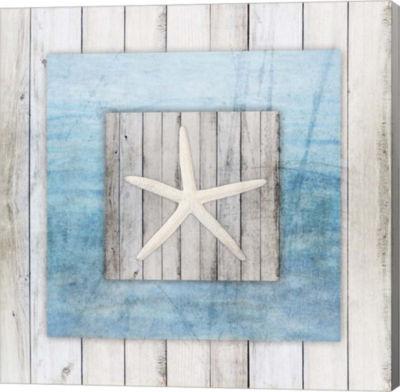 Metaverse Art Framed Gypsy Sea V3 1 Canvas Wall Art