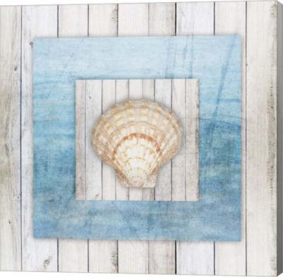 Metaverse Art Framed Gypsy Sea V3 4 Canvas Wall Art
