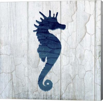 Metaverse Art Gypsy Sea Sea 2 Canvas Wall Art