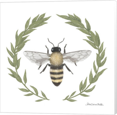 Metaverse Art Happy to Bee Home I Canvas Wall Art