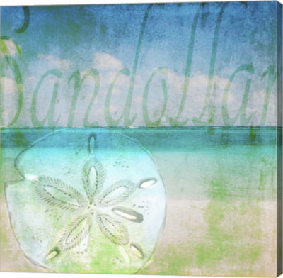 Metaverse Art Sea 3 Canvas Wall Art