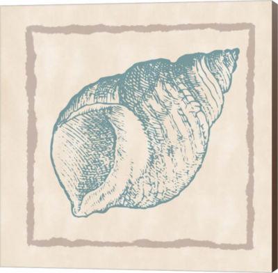 Metaverse Art Shell I Canvas Wall Art