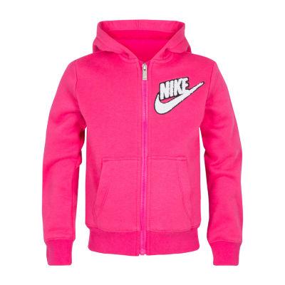 Nike Girls Hoodie-Preschool