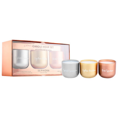 SEPHORA COLLECTION Candle Hour Set