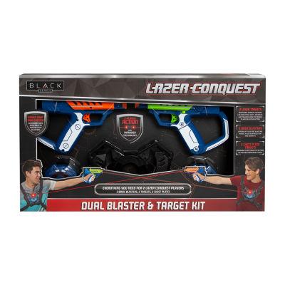 The Black Series™ Lazer Conquest Dual Blaster & Target Kit