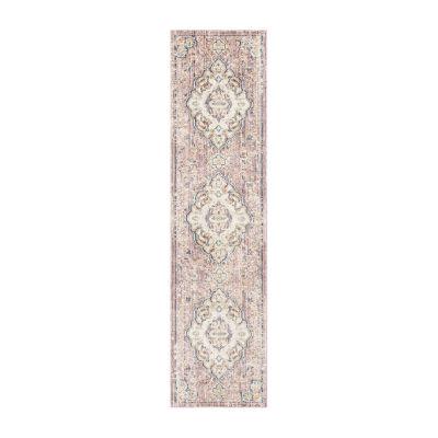 Safavieh Illusion Collection Marina Oriental Runner Rug