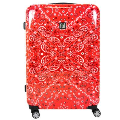 """Ful Bandana Hardside Lightweight 29"""" Luggage"""