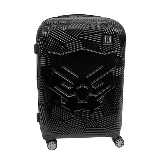 "Ful Marvel Black Panther Molded Hardside Lightweight 25"" Luggage"